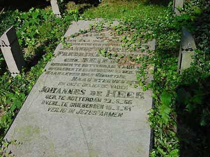 graf johannes de heer