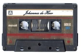 Cassettebandje JdH kopie